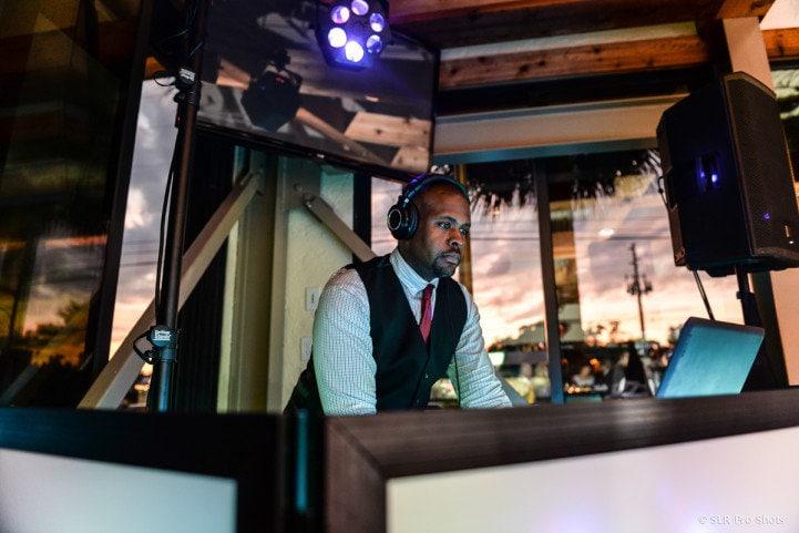 Orlando Wedding DJ and Lighting Services