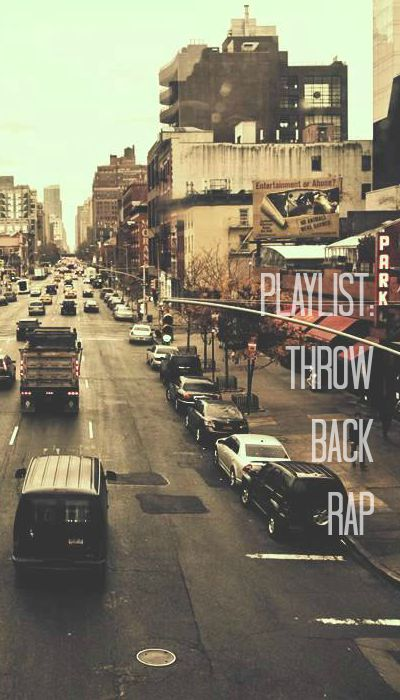 Old School Rap Playlist | Orlando DJ Gary White