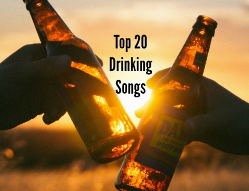 The Top 20 Drinking Songs for St. Patty's Day and Cinco de Mayo