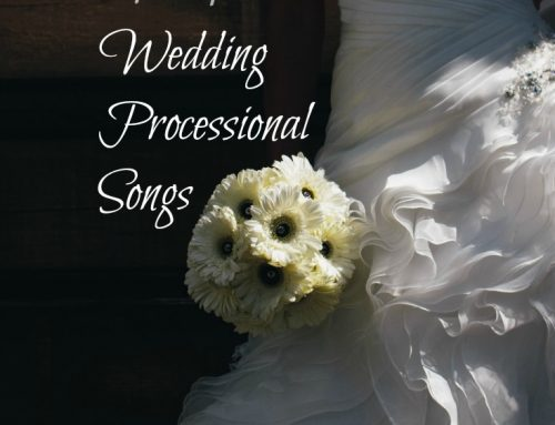 7 Perfect Wedding Processional Songs – Listen on Spotify!