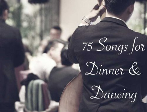 Wedding Reception Playlist – 75 Dinner and Dancing Songs
